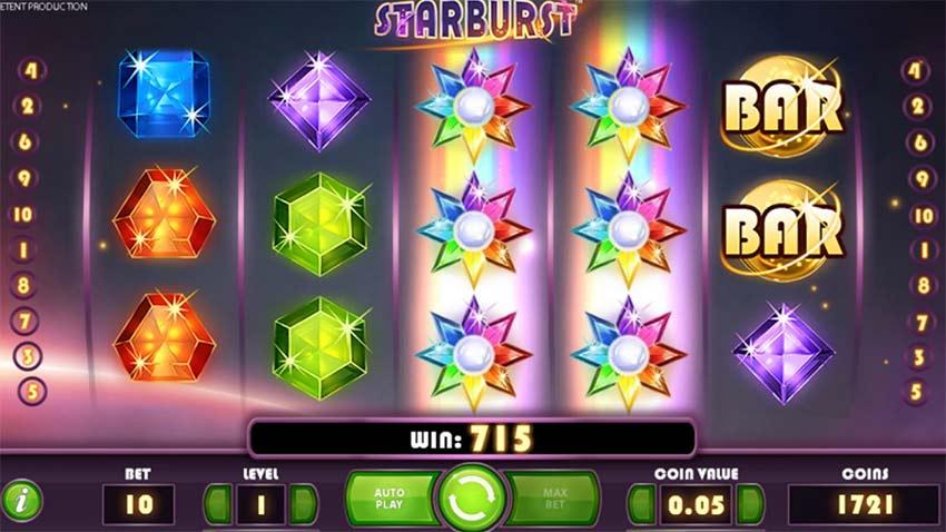 Starburstเล่นสล็อตออนไลน์