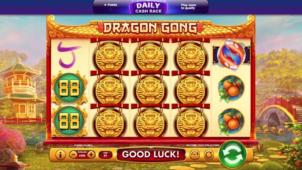 Dragon Gong Slot